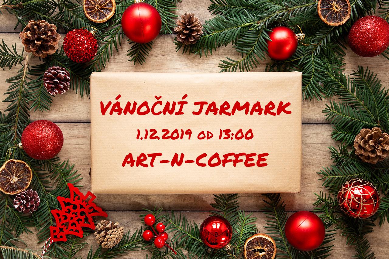 Vánoční jarmark v Art-n-Coffee